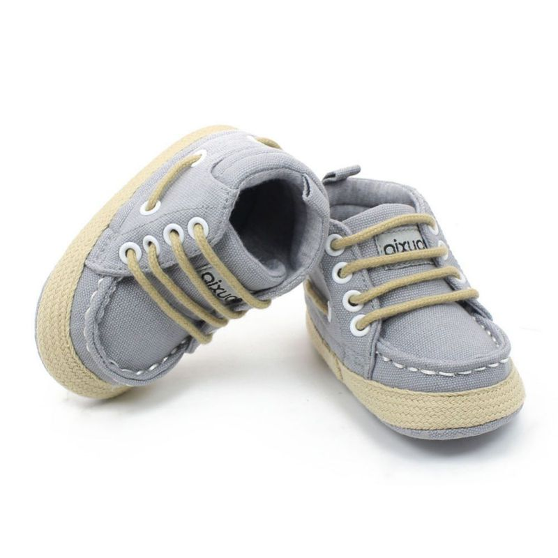 Spring Autumn Toddler Baby Winter Shoes Girl Boy Soft Sole Canvas Anti-slip Infant Prewalker First Walkers 0-18M2 new striped styles new canvas sport baby shoes newborn bebe boy girl first walkers infantil toddler soft sole prewalker sneakers