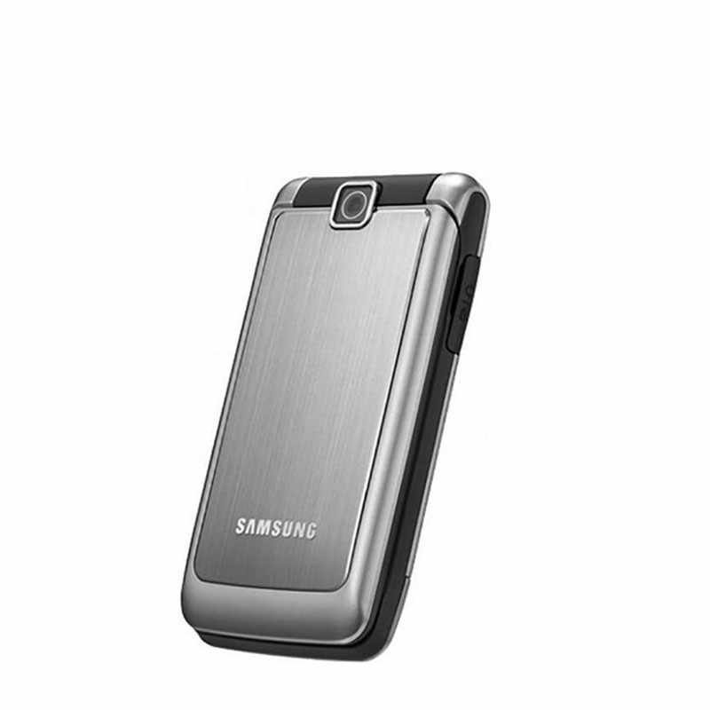 S3600 オリジナルサムスン S3600 ロック解除携帯電話 1.3MP カメラ GSM 2 グラムフリップ携帯電話改装電話ホット販売携帯電話