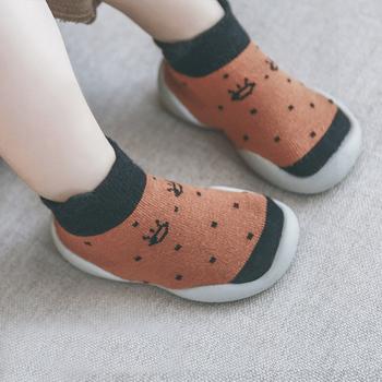Buty dla dzieci chłopiec pierwsze buty chodzik dla dzieci buty dla małego dziecka miękkie gumowe podeszwy buty dla dzieci moda noworodek botki kapcie tanie i dobre opinie Buddinfant Cotton Fabric Patch Wszystkie pory roku Slip-on GEOMETRIC Unisex Pierwsze spacerowiczów Pasuje większy niż zwykle proszę sprawdzić ten sklep jest dobór informacji