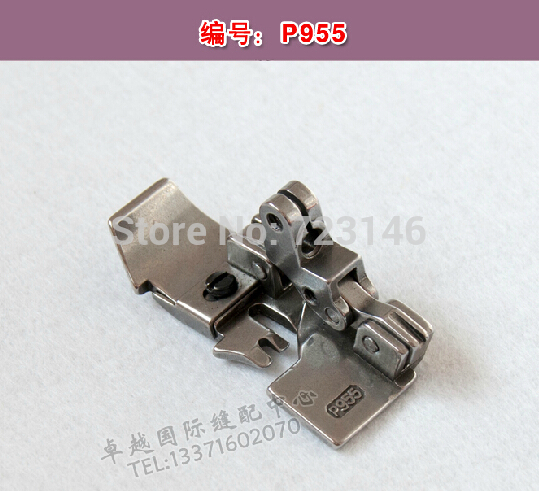 2015 Rushed P253/e374 Sewing Machine Presser Foot Universal for Industrial Machines New P500/501/p955 for Siruba757 image