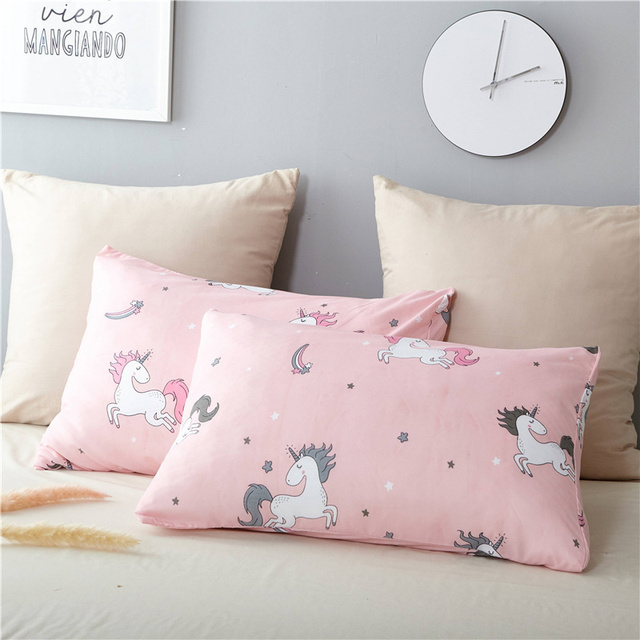 MAGICAL DAY UNICORN BEDDING SET (3 VARIAN)
