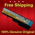 O envio gratuito de bateria do laptop original para lenovo g770 g780 v300 V370A V360A V360G V370 Z370 Z460 Z370G Z460M Z465A Z470G Z560