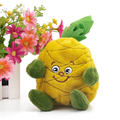 High quality  stuffed doll Pineapple plush toy for children education or collection