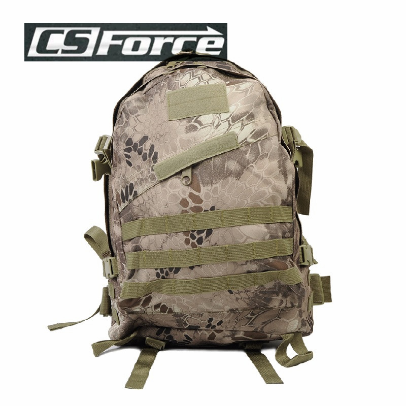 CS Force USMC 3-Day Military Molle Camel Pack Assault Hunting Backpack Bags Sports Camping Hiking Climbing Bag Banshee cs force 1000d nylon molle hunting bags sport single shoulder bag men sport camping hiking hunting waist bags messenger bag