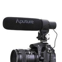 V MIC D2 Регулируемая чувствительность направленная конденсаторный микрофон для Nikon D3300/Canon DSLR камеры/видеокамеры