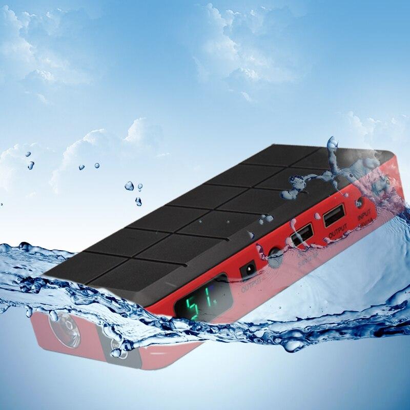 Car Rover 26000mAh Car Jump Starter for 3.0L Diesel 6.0L Petrol Engine Portable Starting Device Emergency Car Battery