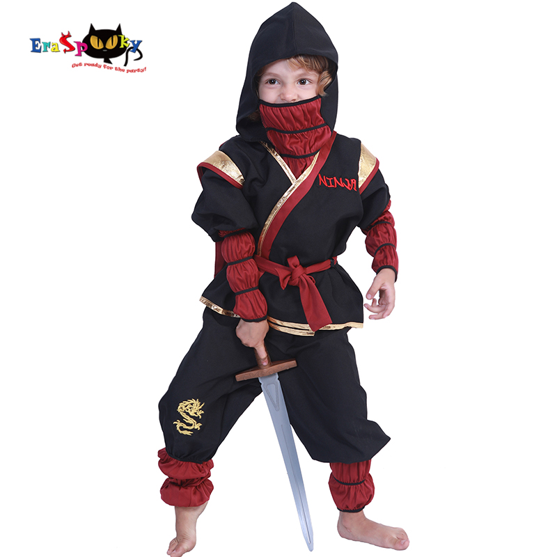 Vampire Knight Boys Child Dead Soldier Warrior Halloween Costume