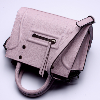 The new single shoulder bag leather handbag smiling face bag euramerican fashion handbag brand handbag фото