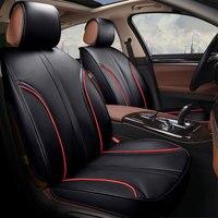 Leather Auto Universal Car Seat Cover Covers For Toyota Prius 20 30 Highlander Rav 4 Rav4