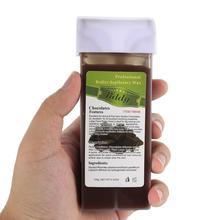100ml Cartridge Depilatory Wax untuk Gulungan Isi Ulang Pada Wax Heater Untuk Waxing Hair Removal & Pencabutan Bau coklat