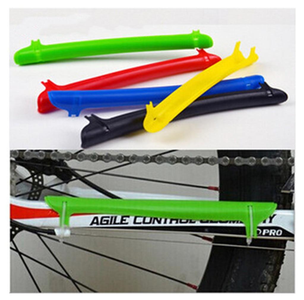 Bicycle Care Chain Stickers Mountain Bike Folding Car Care Chain Stickers Cycling Accessories Protection Frame Bicicleta *0.55