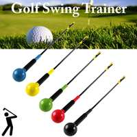 120cm Golf Indoor Outdoor Practice Swing Aids Tool Beginners Auxiliary Training Equipment Swing Exercise Stick Golf Equipment