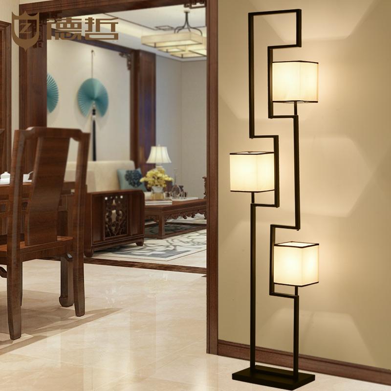 Moderne Neue Chinesische Stehlampe Wohnzimmer Klassische Studie Fhrte Zu Lampe Schlafzimmer Eisen Antike Lampen