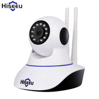 Hiseeu 1080p HD Camera Baby Monitor Mini Wifi Endoscope Pan Tilt IP Camera Wifi 41 Night Vision CCTV Camera Camaras De Seguridad