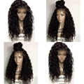 Full Hand braided Sythetic Lace Front Wig Cheap Brazilian hair Lace Front Wigs Long Synthetic Lace Front Wigs With Baby Hair