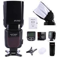 KF 570 II High Speed Flash Light Speedlite For Canon 6D 5D2 5D3 700D 650D KF
