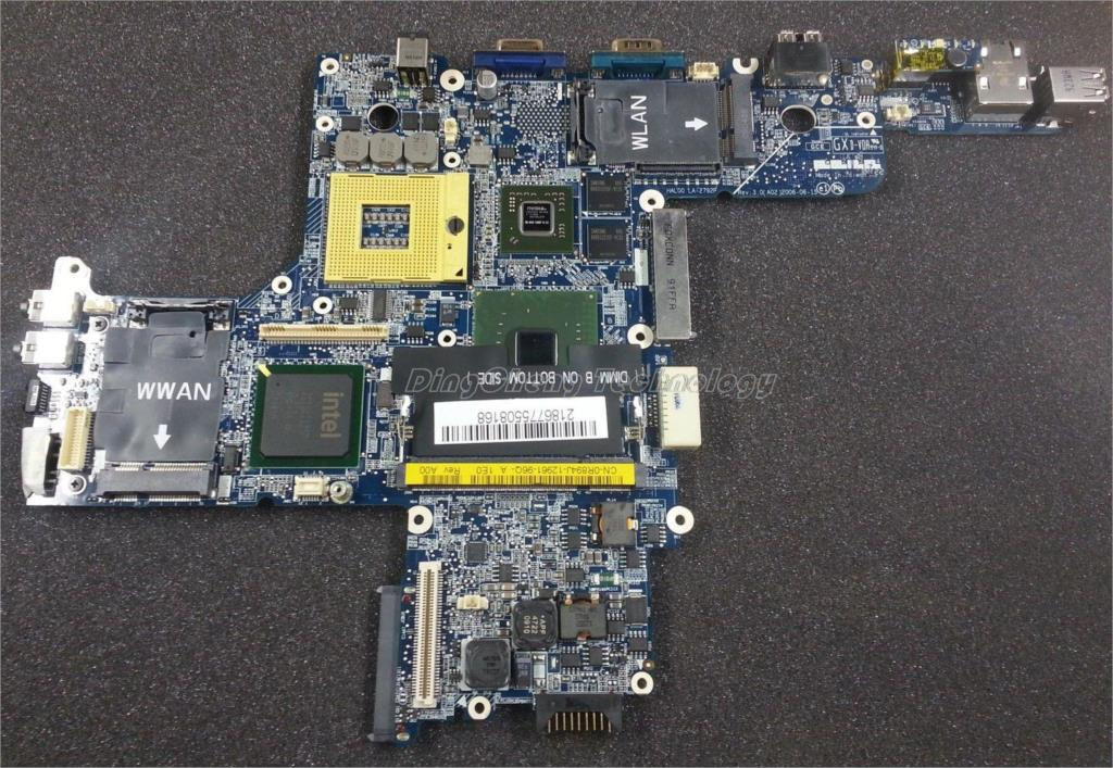 HOLYTIME laptop Motherboard for dell inspiron D620 CN-0R894J PM965 DDR2 non-integrated graphics cardHOLYTIME laptop Motherboard for dell inspiron D620 CN-0R894J PM965 DDR2 non-integrated graphics card