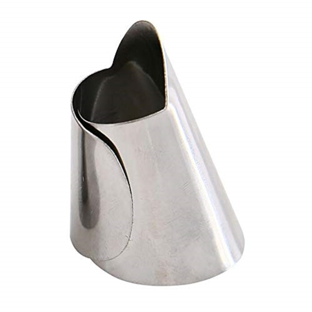 2 шт., нержавеющая сталь, защита для пальцев, регулируемая, высокое качество, кухонные принадлежности, защита для пальцев, инструменты, гадже...