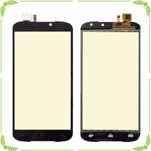 Touchscreen For DOOGEE X6 Touch Screen Screen Digitizer Front Glass For DOOGEE X6 Mobile Phone Touch