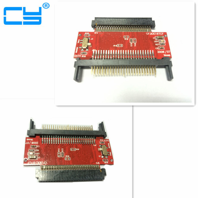 """Free Shipping Compact Flash CF to 1.8"""" IDE 50 Pin Converter Adapter"""