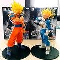Dragon Ball Z Фигурку Резолюции Солдат VOL 2 Сын Gokou DBZ Вегета Рис ROS DXF Супер Seiya Действий Figuras Модель