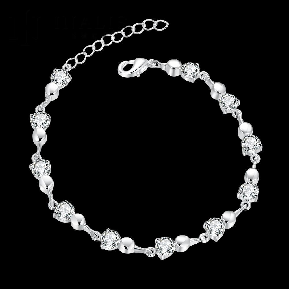 e0edea82aff0 2016 Venta caliente! moda 925 pulsera de plata joyería de plata esterlina