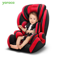 Baby Safty Car Seat Adjustable Car Seat For Kids With Five Point Seat Belt Autos Armchair