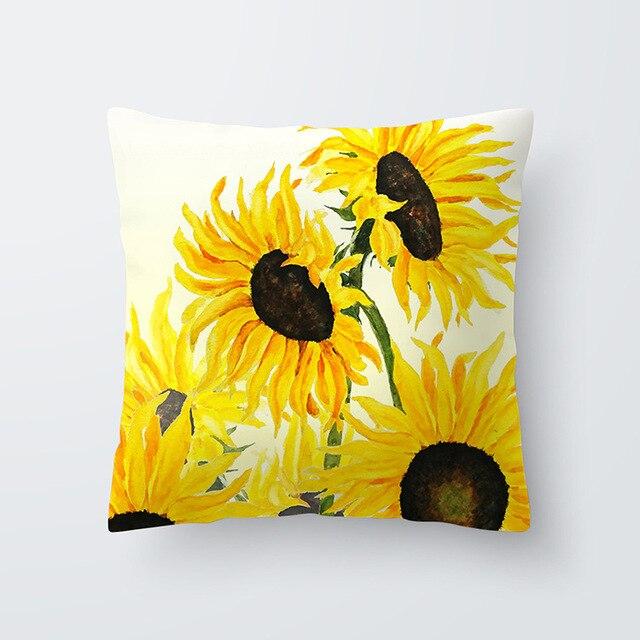 Yellow pillowcse 13