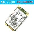 GOBI4000 Sem Fio Sierra MC7700 LTE 3G 4G Terno Japonês para thinkpa d T430 X230 T430S T530 FRU 04w3792 em estoque