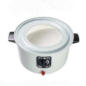 Image 3 - Manteau chauffant électronique à température réglable de 250ml/500ml à 5000ml, thermostat pour utilisation en laboratoire, 1 pièce/lot