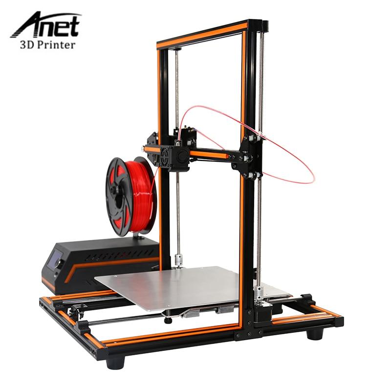 Anet E12 E10 A8 A6 3d Printer Kit FDM Desktop 3d Printer Machine Update Threaded Rod
