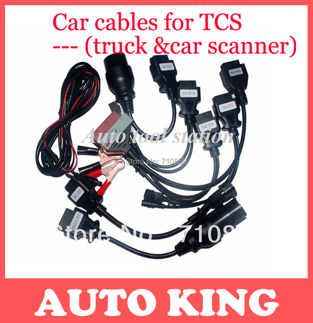 Crazy buy Hot Selling OBD2 Cable for all tcs cdp pro wow snooper multidiag pro full