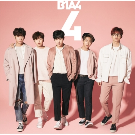 B1A4 JAPAN 4TH ALBUM - 4 Release Date 2017.06.28  KPOP Korean bigbang 2016 welcoming collection release date 2016 03 02 kpop album