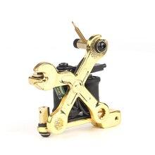 Yilong тату катушка машина ручная с сплав татуировки машина для высокого качества с лайнером и шейдером
