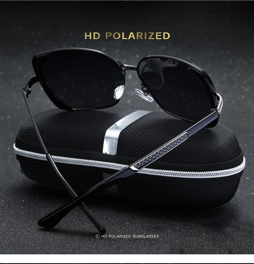 Female polarized elegant butterfly brand designer lady polarized sunglasses female Oculos De Sol KINGSEVEN shadow s'40 3