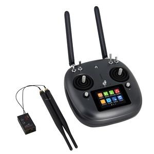 Image 1 - Original SIYI 2,4G 16 CH DK32S fernbedienung mit empfänger integrierte 20KM DATALINK für DIY Landwirtschaft spritzen drone