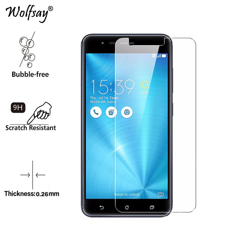 2pcs For Tempered Glass Asus Zenfone 3 Zoom ZE553KL Screen Protector sFor Asus Zenfone 3 Zoom ZE553KL Glass Protective Wolfsay2pcs For Tempered Glass Asus Zenfone 3 Zoom ZE553KL Screen Protector sFor Asus Zenfone 3 Zoom ZE553KL Glass Protective Wolfsay