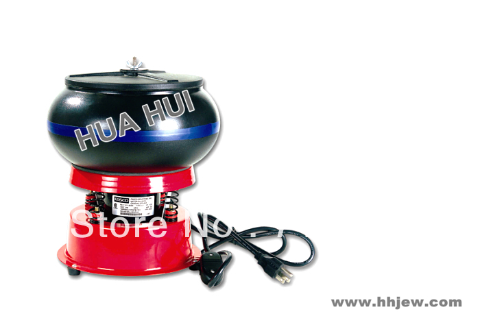 Vibratory Tumbler, tumbling Polishing machine Hot Sale Jewellery Polisher