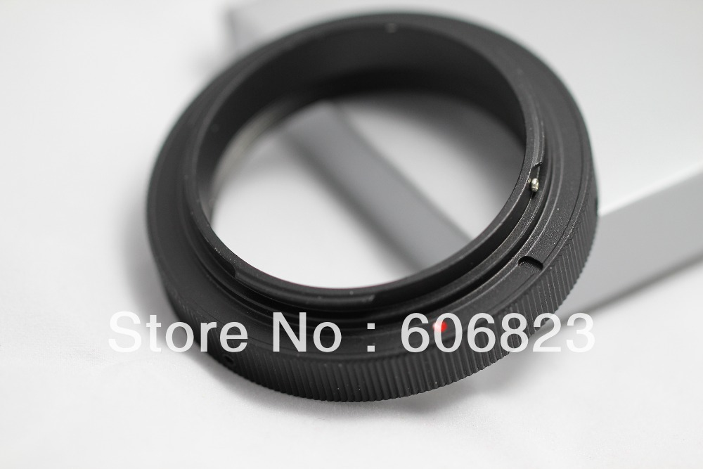 New adapter for T M48*0.75 screw mount lens to Canon EOS EF camera цена