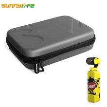 лучшая цена Sunnylife DJI Osmo Pocket Bag Handheld Gimbal Camera Stabilizer Box Carry Portable Case for DJI Osmo Pocket Gimbal Accessories