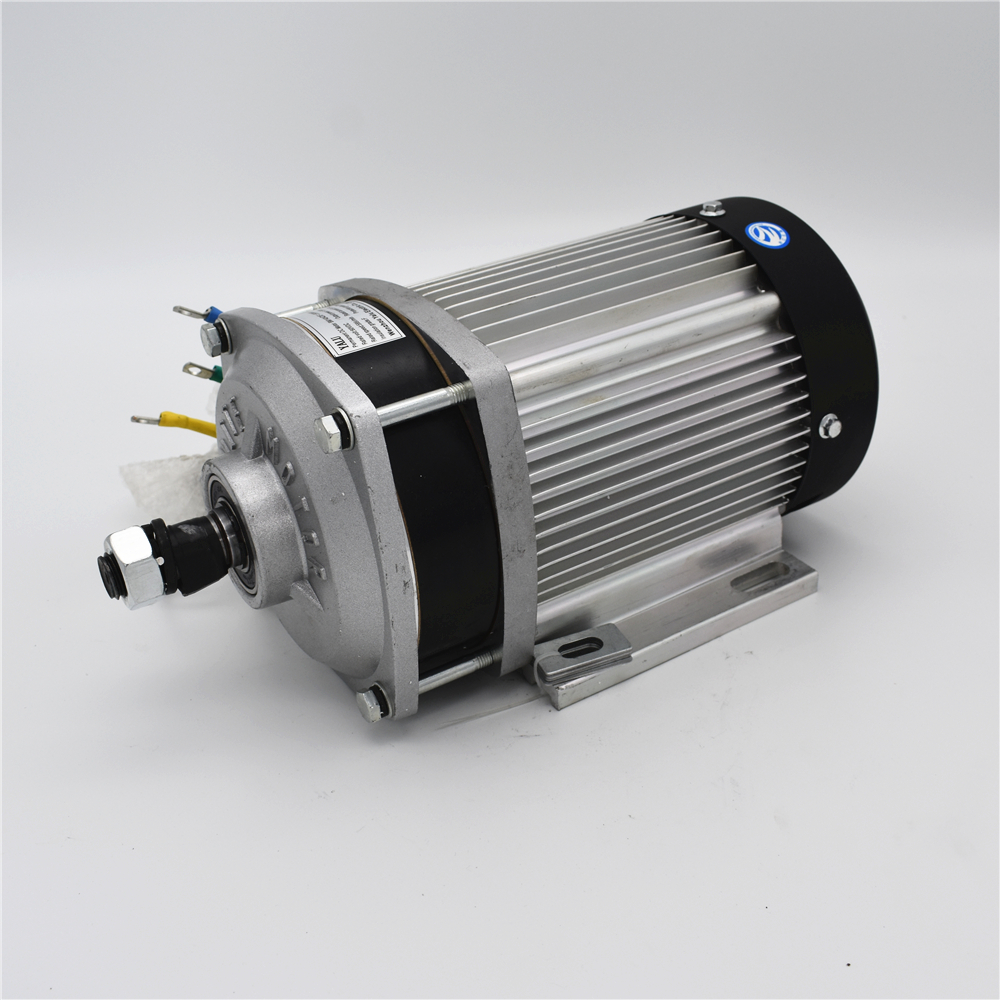heavy duty electric truck tricycle dc motor bm1424zxf bldc