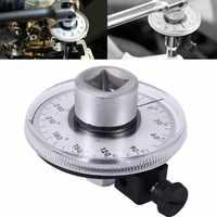 1/2 Inch Azionamento Regolabile Angolo Torque Gauge Auto Garage Tool Set Per Utensili A Mano Chiave di Riparazione Auto Professionale Meccanico FAI DA TE
