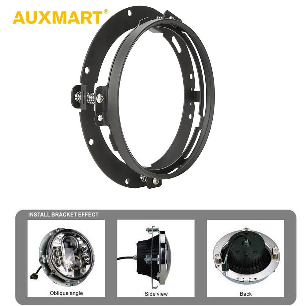 Auxmart Stainless Steel Round 7