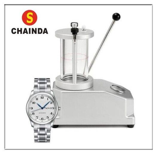 นาฬิกากันน้ำ Tester เครื่องตรวจจับนาฬิกาทน 6 ATM 2-ใน เครื่องมือและชุดซ่อม จาก นาฬิกาข้อมือ บน   1