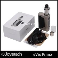 Original joyetech evic unimax 25 starter kit 200 w evic primo primo unimax 25 atomizador mod box 5 ml powered by dual 18650