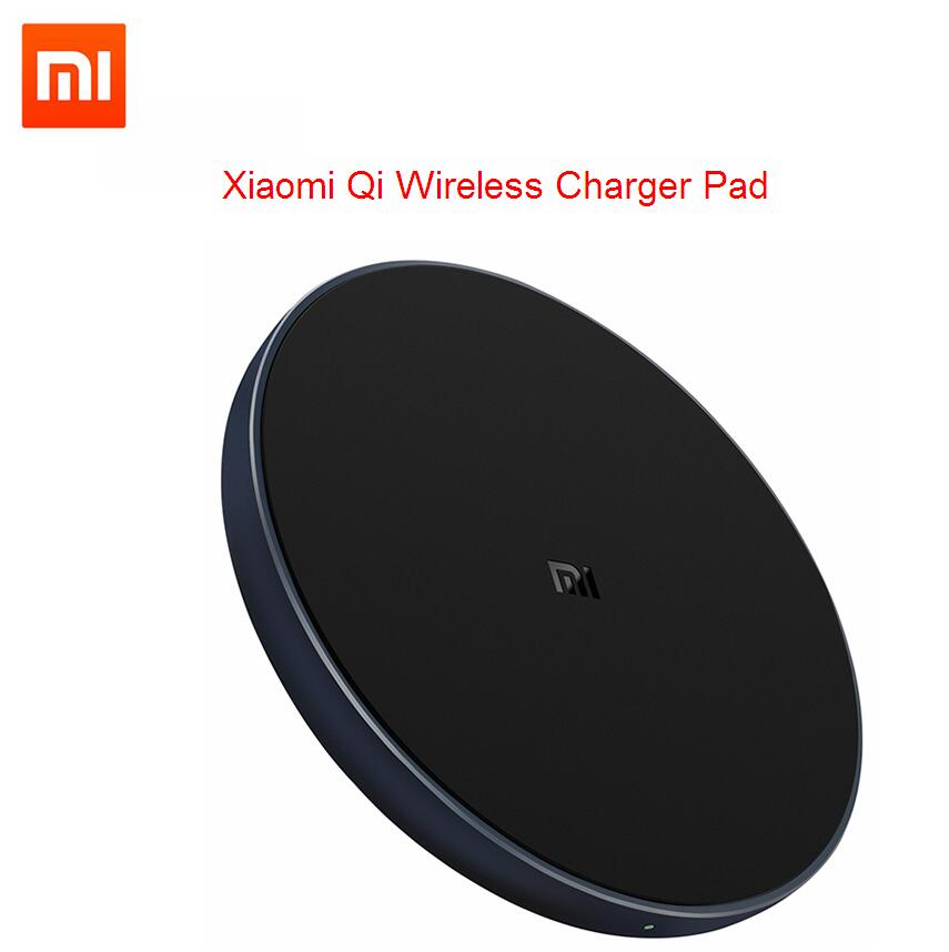 Xiaomi Wireless Charger <font><b>Battery</b></font> <font><b>Mi</b></font> Charging Pad Type-C 10W Fast Quick Charger for <font><b>Mi</b></font> <font><b>Mix</b></font> <font><b>2S</b></font> iphone 8 plus Samsung S9 image