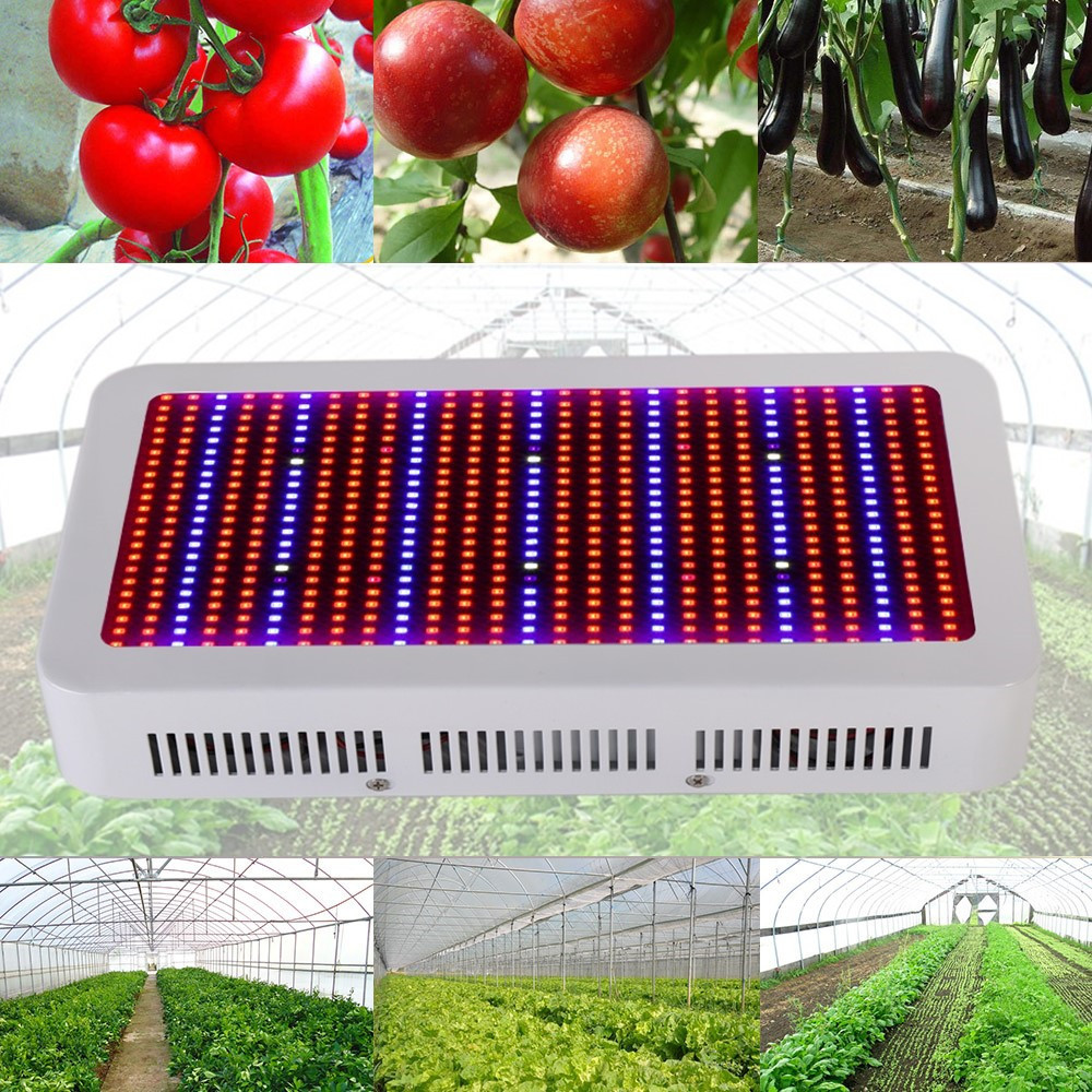 (10pcs/Lot) 600W LED Grow Lights Full Spectrum Hydroponics Led Plant Lamp Best for Medicinal Plants Seedling growth flowering 300 watt led grow light red blue good for medicinal plants growth and flowering