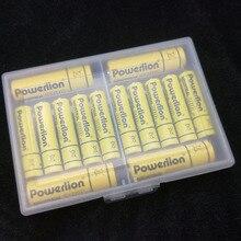방수 플라스틱 배터리 컨테이너 가방 케이스 AA/AAA 배터리 스토리지 박스 주최자 상자 케이스 10pcs AAA 또는 AA 배터리