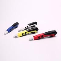 PLA Filamento ABS 3D Penna Stampa 1.75mm Nuova Generazione Magic Kids Regalo Disegno A Penna Per I Bambini Di Compleanno Di Natale UE spina