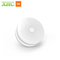Original Xiaomi Mijia Smart Home Intelligent Multifunctional Gateway 2 Alarm System Support Android 4.0 IOS 7.0 Above Smartphone